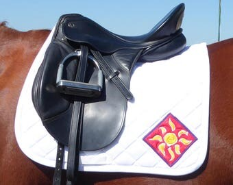 Be Bold! Dressage Saddlepad from The Daylight Collection DD-73