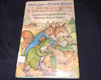 1988 More Tales of Uncle Remus