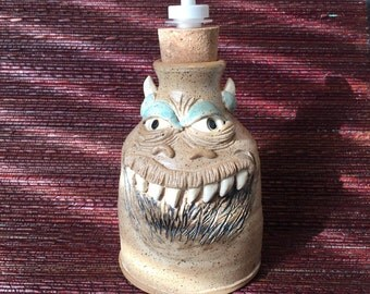 Gobby the Soap Monster Jug