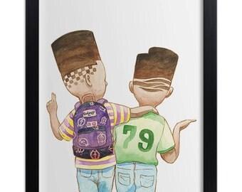 Shakur twins