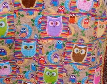 Nighty Night Owl Quilt