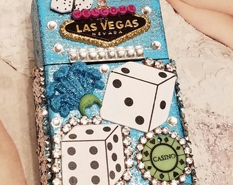 Las Vegas Cigarette Box