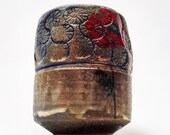 poppy cup woodfired