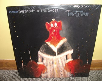 Phish The Story of the Ghost Vinyl Record Album NEW MINT Sealed VERY Rare