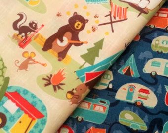 Road Trip by Riley Blake Designs 1 yard bundle