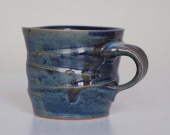 stoneware tea mug