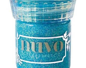 Nuvo Blue Topaz Glimmer Paste 1.6 oz