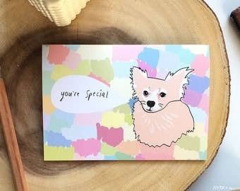 You're special card cc167