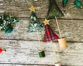 Oh Christmas Tree Set of Three Decor