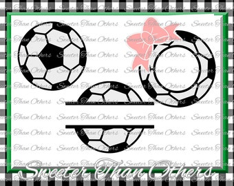 Soccer Ball SVG love htv T shirt Design Vinyl  (SVG and DXF Files) Electronic Cutting Machines, Silhouette, Cameo, Cricut, Instant Download