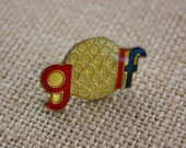 Golf - Enamel Pin by American Gag Bag Inc. - Vintage Novelty Pin c. 1980s