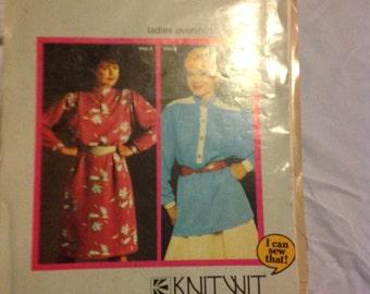 Vintage Uncut Knitwit Pattern 1300