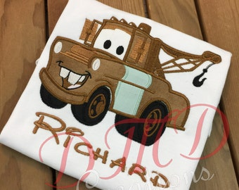 Mater Applique Shirt