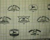 John Deere Printed Cotton Harness