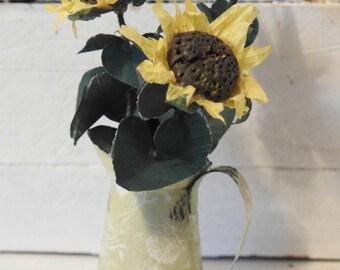 Dollhouse Sunflowers