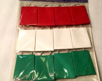 Mini Gift bags 3-D Great for Scrapbooking or Decorating