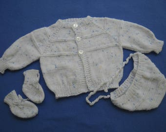 Baby Boy Sweater Set  Newborn