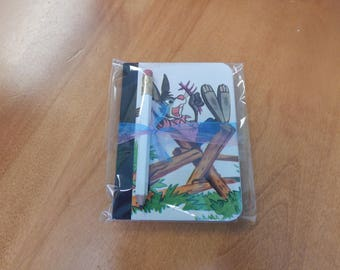 Up cycled MINI Composition Book Disney Song of the South