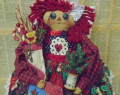 Special for anniebraden Prim Christmas Annie Hand Made and Unique