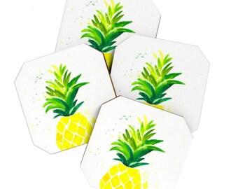 Party Like a Pineapple Coaster Set