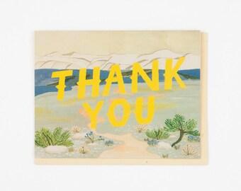 Thank You Tundra Card