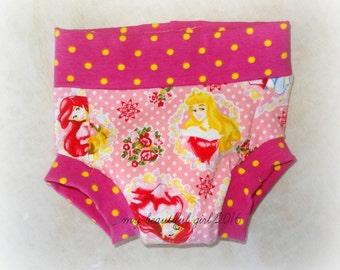 Pink Princess... GROW with ME Training Pants - You Choose Size