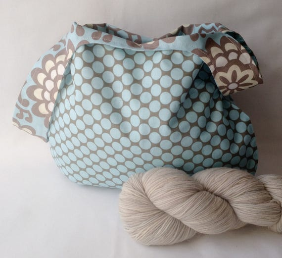 Amy Butler Knitting Bag Pattern : knitting crochet sock shawl scarf project bag - japanese ...