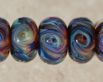 LEILANI Artisan boro beads by JRG