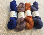 Solo Hand Dyed Fingering Weight Yarn SALE!!