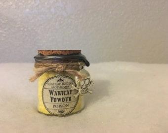 Wartcap Powder, A Harry Potter Potion Bottle, Decoration or Prop
