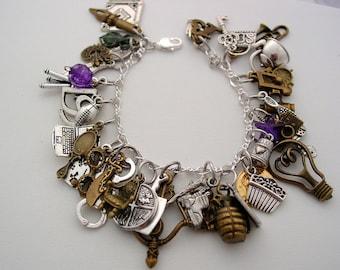 Ultimate Artifact Charm Bracelet 42 Artifact Charms