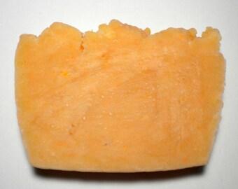 Mandarin orange and clove bar soap 'Joyful Squid'-3 oz.