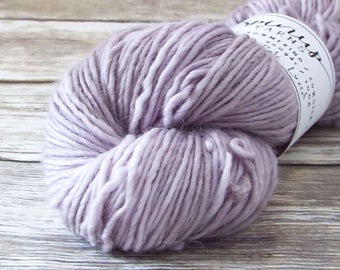 DK Yarn, Hand Dyed Alpaca/Merino/Silk Yarn, Hand Dyed Merino Yarn, Knitting Yarn, Handpainted, Double Knit Weight, Pale Lucid
