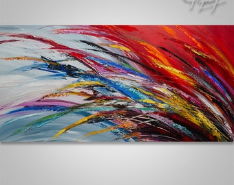 Abstract Modern painting Original Painting Art Wall Decor Wall Art Home Decoration Large Painting Contemporary Acrylic Oil Catalin Painting