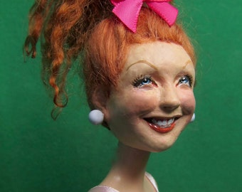 Trixie 4,  OOAK, Doll Only.