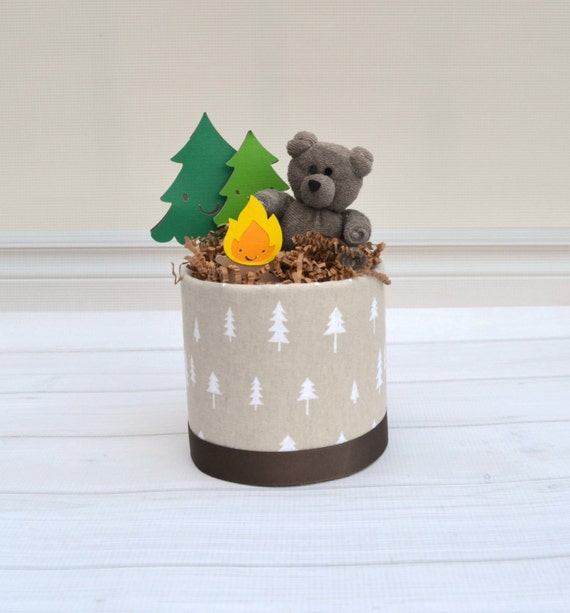 Woodland Baby Shower, Woodland Cake Centerpiece, Woodland Shower Cake, Camping Baby Shower, Woodland Shower Decoration,  Camper Baby Shower