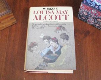 Works of Louisa May Alcott