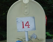 Surfside Beach Mailbox
