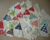 bonnie and camille pieced triangles - FREE SHIPPING