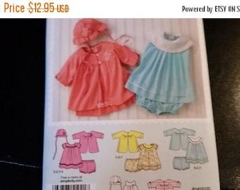 Baby Girls clothing --Multi sizes  XXS--L   UNCUT Patterns