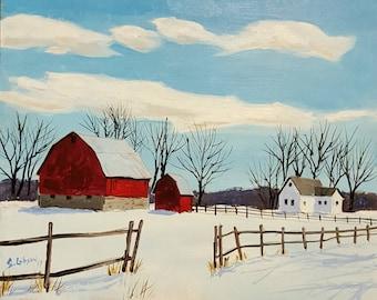 Frank Vandall's Farm