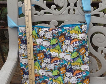 RugRats  Slouch Bag   Nickelodeon