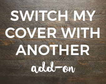 Switch My Cover with Another Add-On