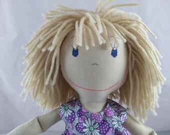 Rag Dolls, Custom made Rag Dolls, Personalized Rag Dolls, Cloth Doll, Plush Toy, Soft Doll, Fabric Doll, Stuffed Doll