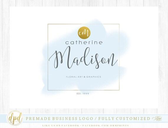 Custom-Premade Logo Business Branding | Business Package | Logo Branding | Business Logo | Premade Logo | Custom Logo Design-A123