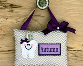 personalized tooth fairy pillow,purple & gold tooth fairy pillow,girl tooth fairy pillow,tooth fairy pillow girl,--SHIPS NEXT DAY