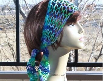 Headbands for  Women, Wide  Hand band, Hippie Headband, Beach, Yoga Head Wrap,   Bohemian Headbands