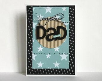 Father Birthday Handmade Card