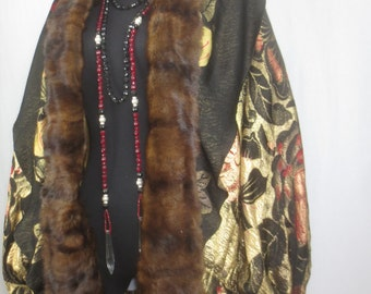 Special Order for Cheryl in Australia - 2nd Partial Payment for Flapper Cape
