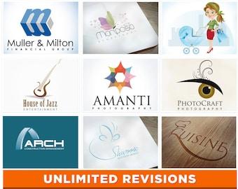 Custom Logo Design, Graphic design, Professional Logo, Logo Designer, Small Business, Logo, Shop Logo, Brand Logo, Company Logo, .